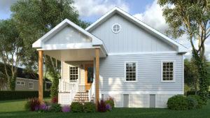 Wiseman Homes Burrus Bungalow Single Story
